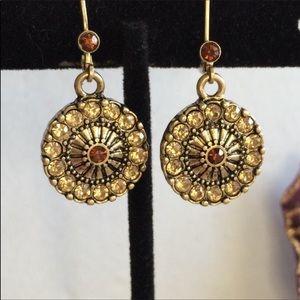 """NWOT Premier Designs """"Katy"""" earrings"""